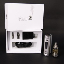 China2016 Miami 50W Control Boxes ,Mod Clone Best Vapor Mod Hot Selling All The Time