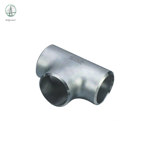Schedule 40 Carbon Galvanized Threaded Malleable Iron Fitting 90 Degree Equal Tee