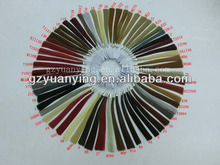 High temperater fiber color ring,color wheel/chor chart