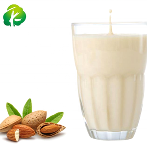Almond nut powder milk protein powder