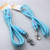 China manufacturer direct sales OEM ODM nylon rope dog leash