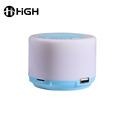Latest mini wireless high quality touch lamp portable speaker
