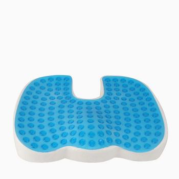 summer coccyx orthopedic gel seat cushion car seat cushion office
