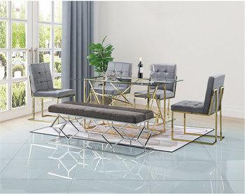 2018 Modern Design Dining Room Furniture Made In Malaysia