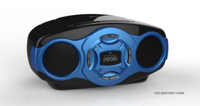 Hotting Portable CD Player PLL FM/AM/MP3/USB Radio