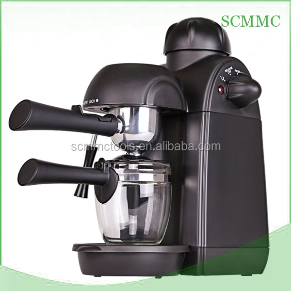 it's comparatively cheap, produces excellent espresso and