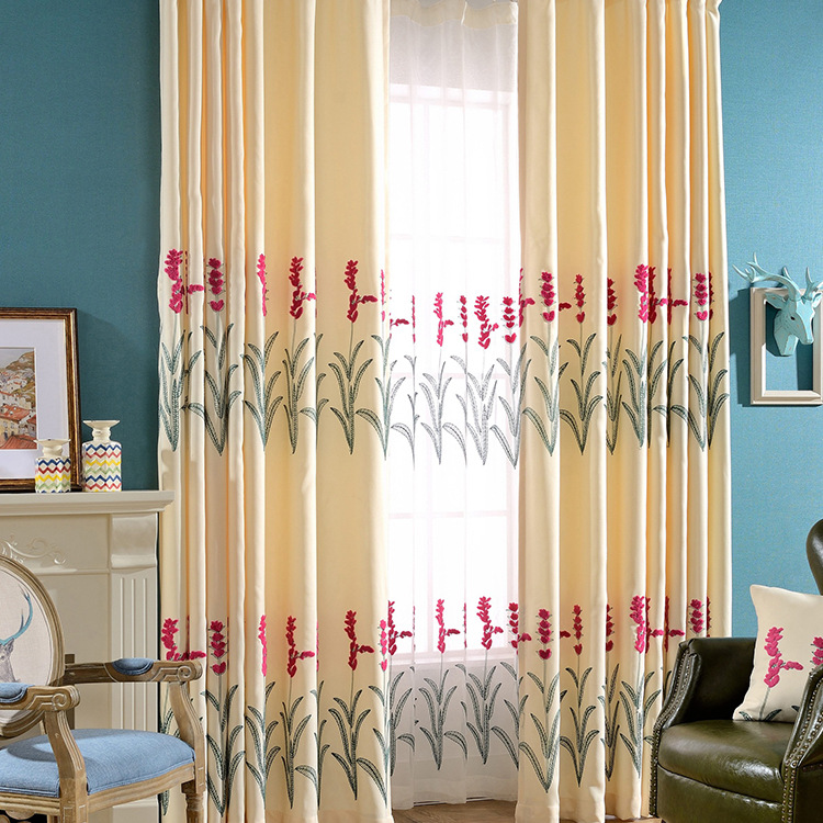 salle manger rideau promotion achetez des salle manger rideau promotionnels sur aliexpress. Black Bedroom Furniture Sets. Home Design Ideas