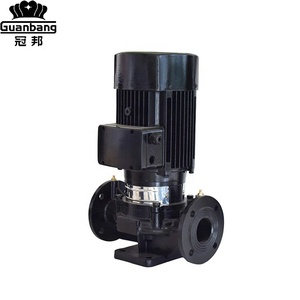IRG Type High Quality Pipeline Centrifugal Pumps, Impeller Pump Centrifugal Water 50 kw