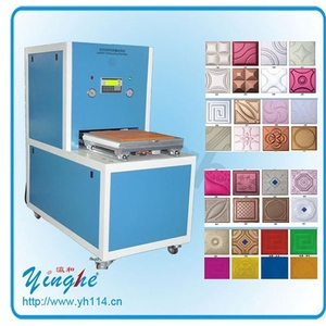 Main Product !!! leather hydraulic embossing processing machine