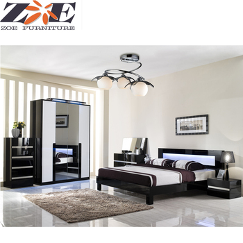 Merveilleux Modern Foshan Home Wooden Bedroom Set Furniture /china Bedroom Furniture