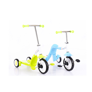 New arrival 3 wheel scooter kids/Outdoor Sports 3 in 1 children scooter/hot selling alloy frame material kids scooters for sale