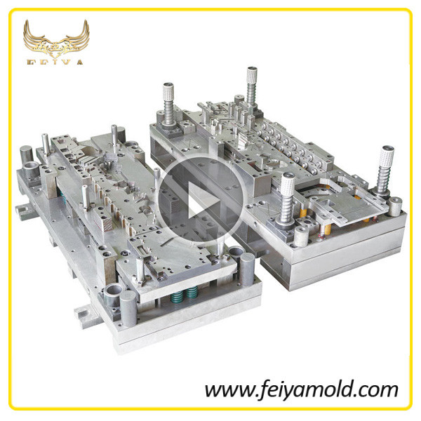 High Precision Sheet Metal Die Maker Terminal
