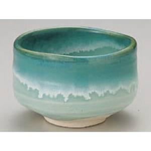 teacup kbu844-25-412 [4.93 x 3.31 inch] Japanese tabletop kitchen dish Matcha green tea bowl average kiln bowl [12.5 x 8.4cm] cafe restaurant tableware restaurant business kbu844-25-412