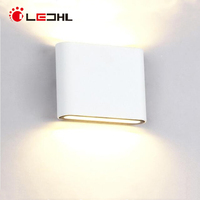 6w 10w Wall Lamp, ce/rohs indoor/outdoor Led Wall Light