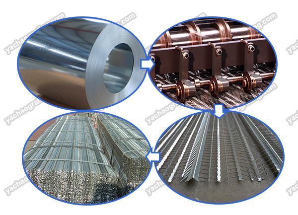 Gaas Het Interieur : Interieur muur gaas gegalvaniseerd strekmetaal lath bekisting hoge