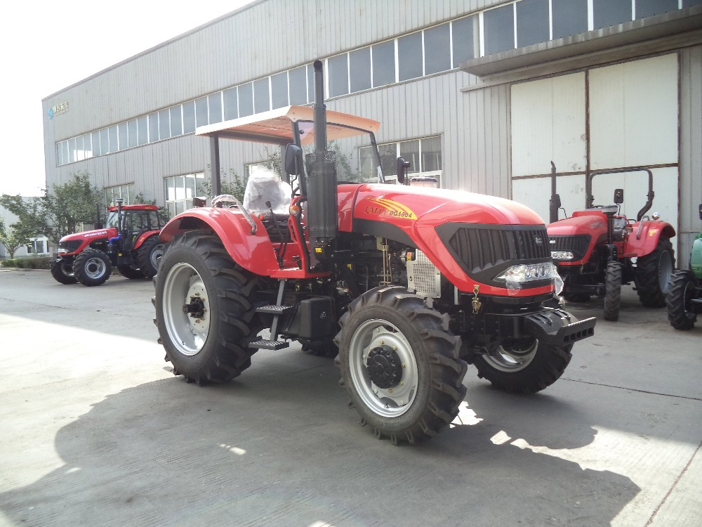 Chinese ENFLY big tractor DQ1304 with implement, competitive cheap price, high quality
