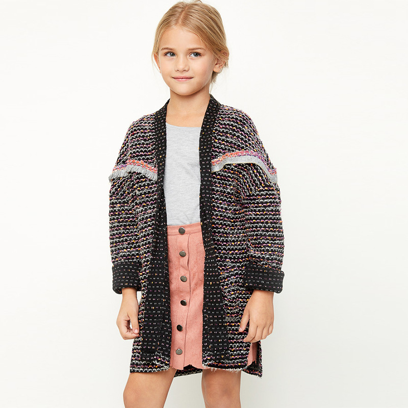 f8021c158 Online Shopping Clothing Fancy Two Colour Wool Long Sweater Design For Big  Girl Made In China