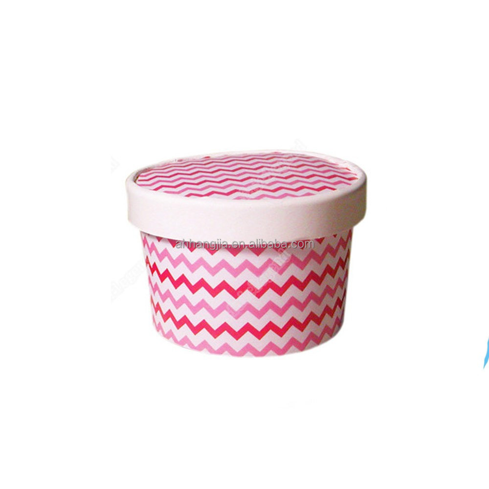 Disposable Ice Cream Paper cups bowls