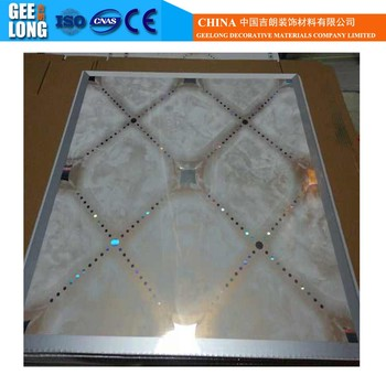 Plastic Ceiling Tile Kitchen Wall Tile Factory