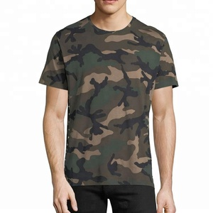 Camo Men Dry Fit T-shirt