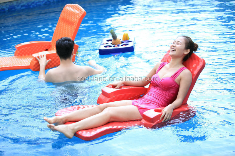Hot nouveaux produits pour 2015 piscine flottante chaise et l 39 eau flottan - Chaise flottante pour piscine ...