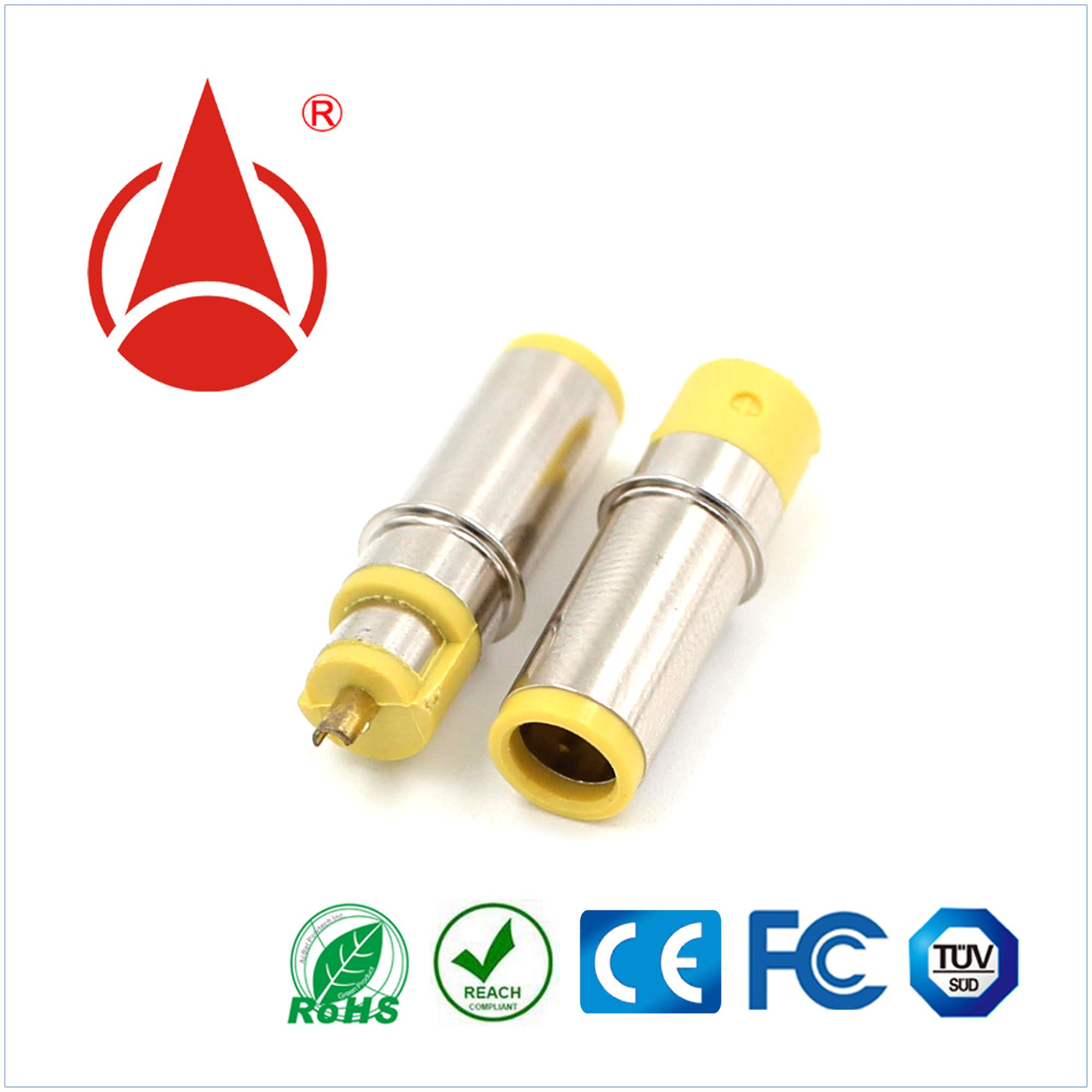 7,4mm x 5,0mm dc power stecker