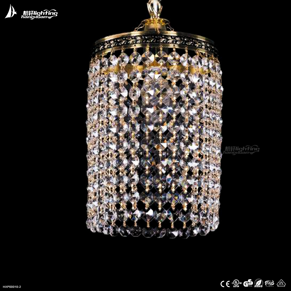 Hot sale Energy Saving modern K9 crystal 24w led flush mount ceiling light