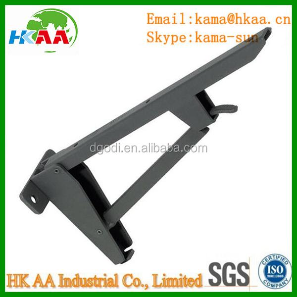 China Supplier Black Oxide Steel Folding Table Bracket