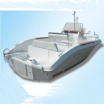 Waterwish Qd 19 Open Fiberglass Mini Fishing Yacht Price View