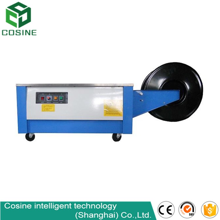 Hotsale!! Shanghai JEWEL JP730 strapping machine price, bags plastic strapping with factory direct sale price