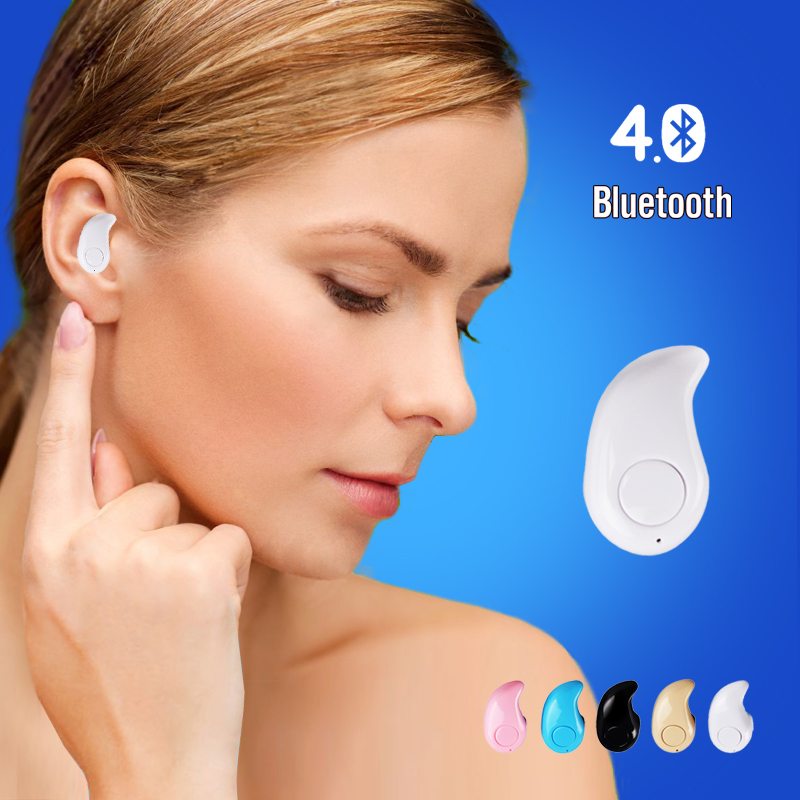 Smallest Mini Bluetooth Wireless Earbud Earphone Headphone Headset for iPhone 5 6 Telephone Fone de Ouvido Audifonos Auriculares