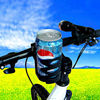 Universal Bike Drink Bottle Cage Carrier 360 Rotating Bicycle Holder for Water Cup Drink Bottle