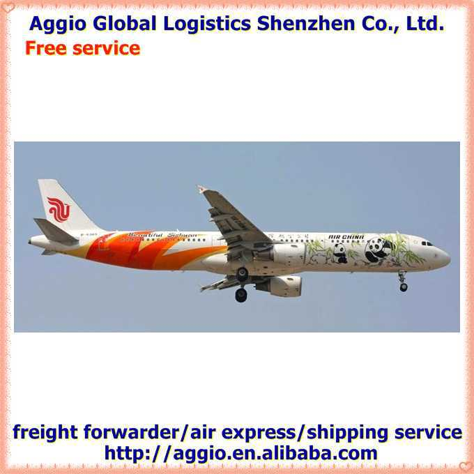 New discount air express courier freight forwarding from china to usa