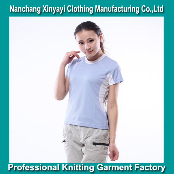 Eye Bird Dry Fit Cut and Sew T-Shirt / Wholesale Clothing Supplier in Nanchang Jiangxi China