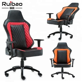 New Gaming Racing Seat Photo Aluminum Parts Comfortable Work Chair