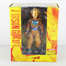 "Nieuw in doos Japenese <span class=keywords><strong>Dragon</strong></span> <span class=keywords><strong>Ball</strong></span> <span class=keywords><strong>Z</strong></span> DBZ Super Saiyan 3 SON GOKU 16 cm/6.3 ""Toy Action figuur"