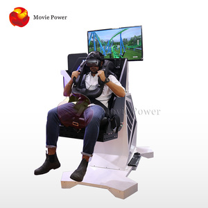 The international modern virtual reality equipment full flight simulators for sale for user
