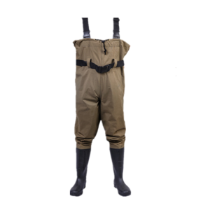 Waterproof Lightweight Fishing Waders with Boots Fly Fishing Chest Waders for Men