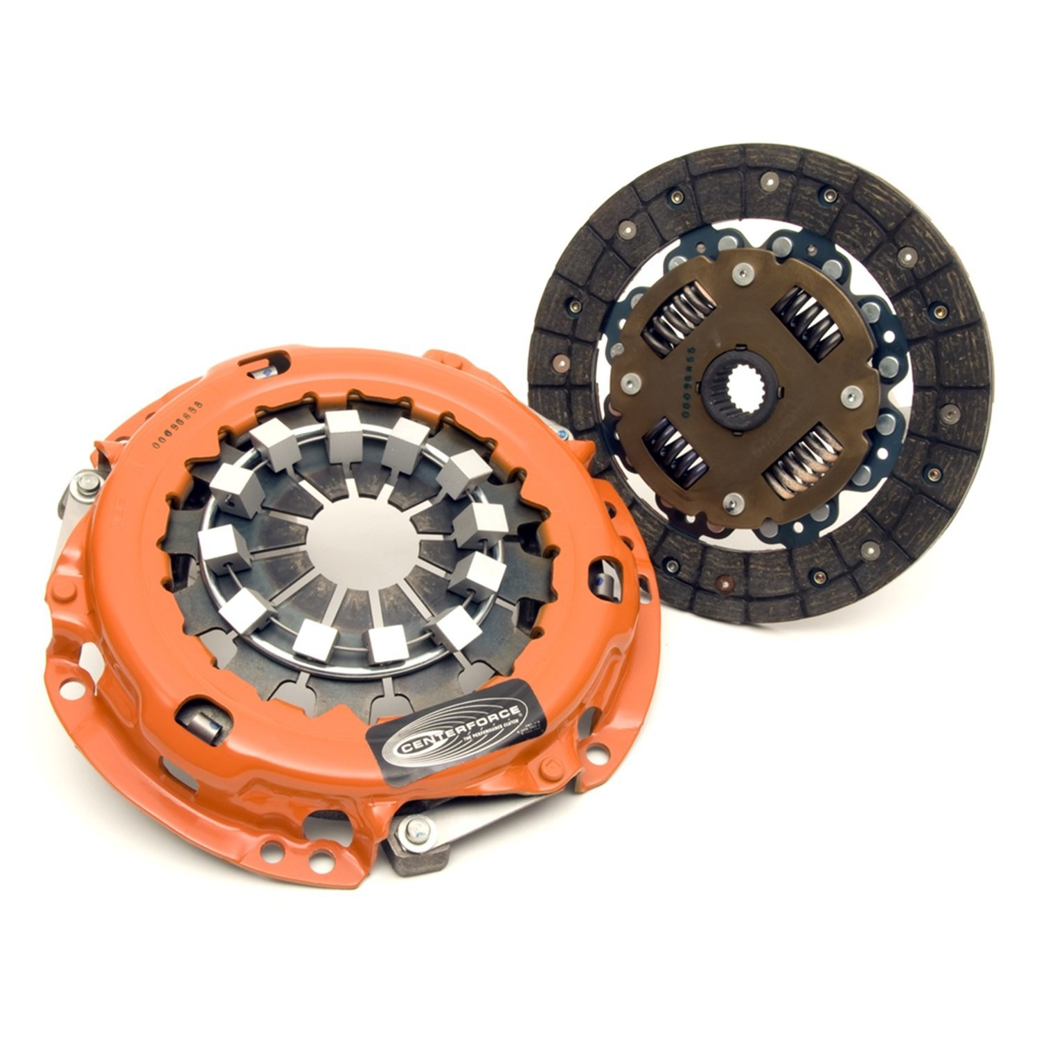 Centerforce DF512009 Dual Friction Clutch Pressure Plate and Disc