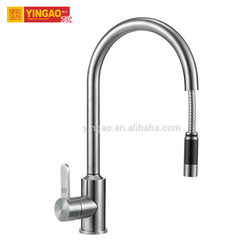 C20S single hole water outdoor pull out kitchen faucet sprayer head