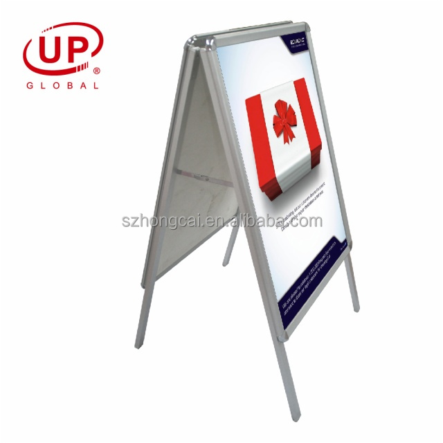 advertising double side A Board frame signs,A Board frame