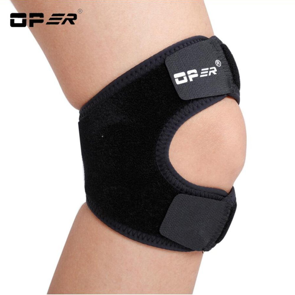 c7767e648e Get Quotations · Knee Strap, Knee Support Brace Knee Pain Relief Adjustable  Knee Patellar Tendon Support Strap Band