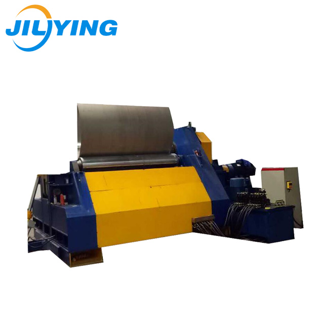 High Quality Cheap Prices Cnc Hydraulic Sheet Iron 3 Roller Rolling Bending Machine
