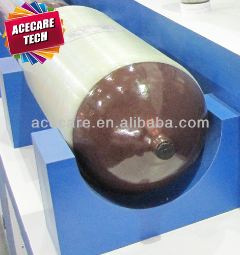 100L-200bar Gas composite Cylinder CNG Type 2 Tank