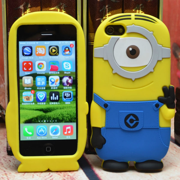 Minions Phone Case For I Phone 6s Mobile;for Iphone 6s Cartoon ...
