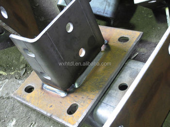 Stainless Steel Post Base Plate