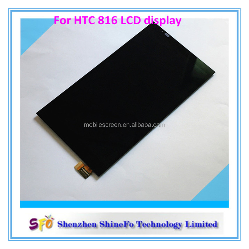 Great high for htc 816 lcd display for htc desire 816 display lcd factory