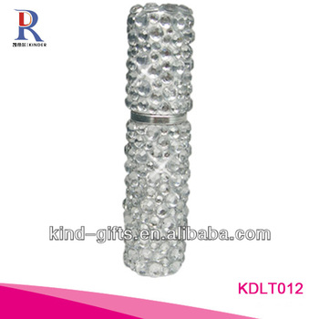 Bling Bling Rhinestone Perfume Spray Bottles Wholesale Perfume Bottle With Crystal China Factory
