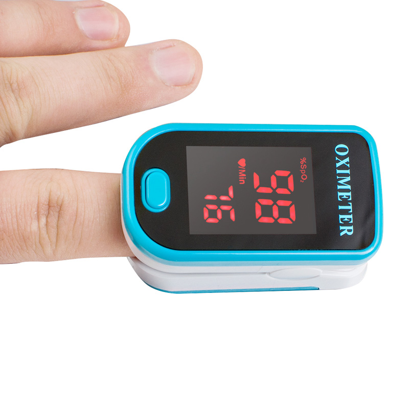 Medical Diagnostic bluetooth fingertip pulse oximetre pulse oximeter spo2