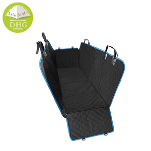 Durable Rear Carriercar Anti-Water Seat Cover For Pets